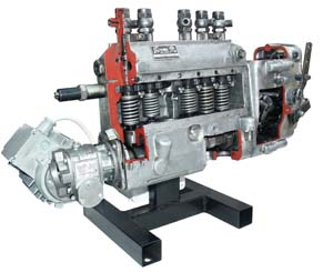 Топливный насос МТЗ-80 (Д-240) 4УТНИ-1111005: продажа.
